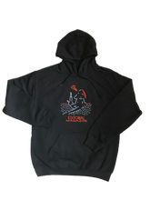 Black Clay Hickson Hoodie