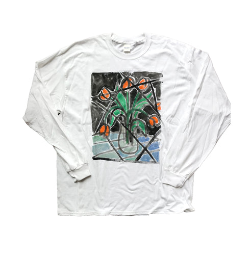 Hand Painted Still Life Longsleeve