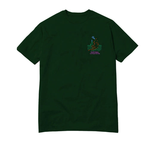 Clay Hickson Tee Forest Green