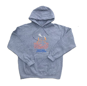 Gradient Clay Hickson Hoodie Sport Grey
