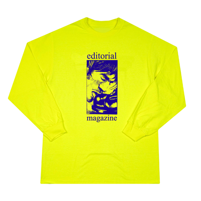 Safety Green Slob Longsleeve