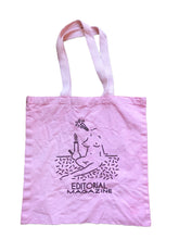 Bubblegum Pink Clay Hickson Tote Bag