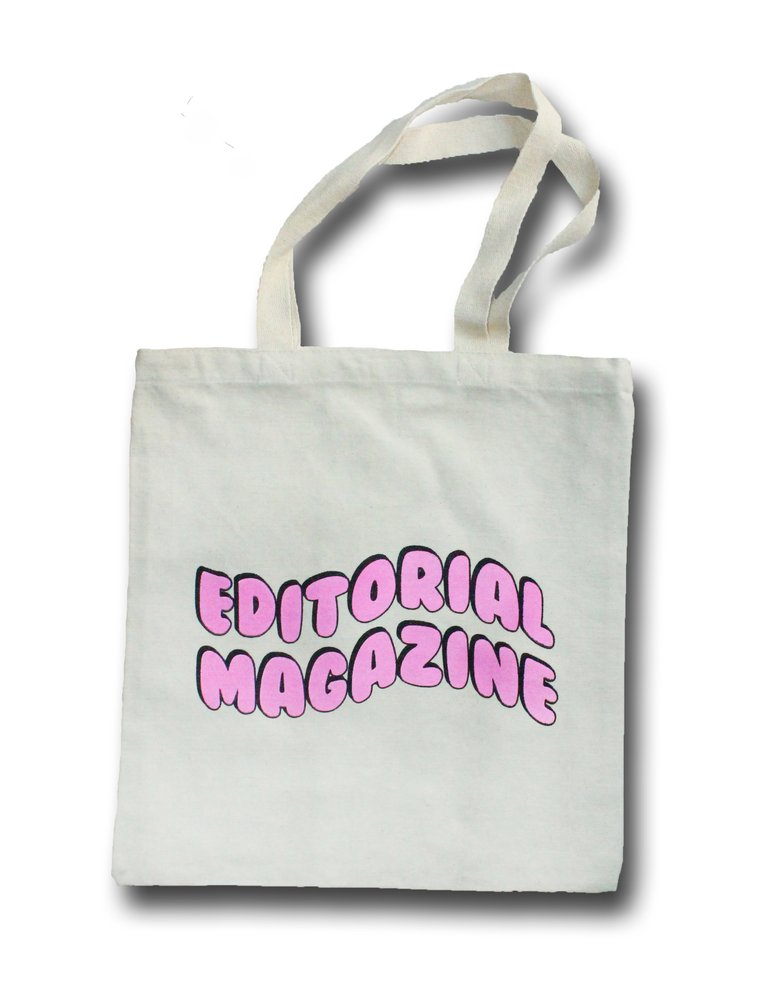 Editorial Bubble Tote