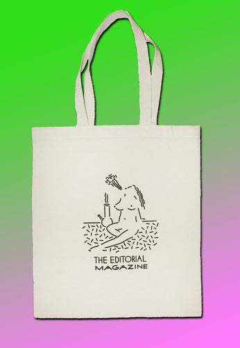 Clay Hickson Tote Bag!
