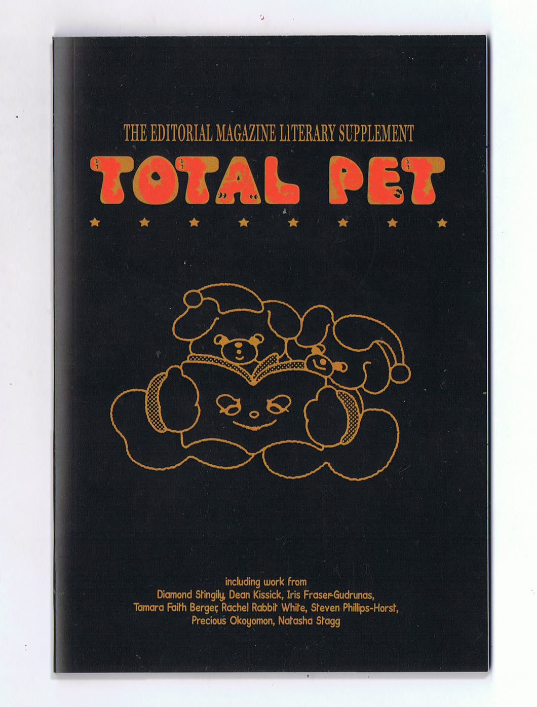 Total Pet Zine Vol.1