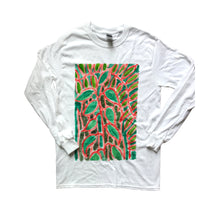 Hand Painted Vines Longsleeve