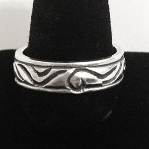 "One of a Kind ""Curl"" Ring"