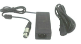 HIGH POWER® 60W Energy-Efficient Fanless 4pin XLR Power Supply for JVC/ SONY/ PANASONIC Pro Video/Audio