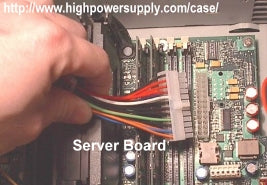 NEW ATX to AT Motherboard POWER SUPPLY ADAPTER