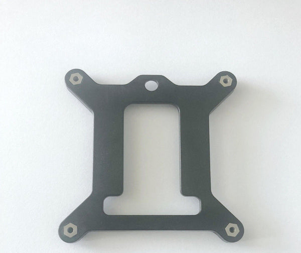 Retention Backplate Bracket for Intel LGA 1150/1151/1155/1156 CPU Cooling Fan