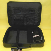 "NEW 17"" Black PC Laptop/Notebook Briefcase Carrying Case Bag w/ Shoulder Strap"