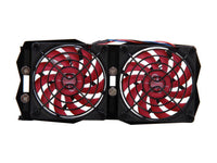 Replacement Dual 80mm Cooling Fan for GIGABYTE Radeon RX-580 Video Graphic Card