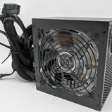 SHARK ATX-1000-LED Quiet LED Fan 1000W Gaming PC PCIe Power Supply ATX/EPS 12V