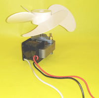 NEW WhiteRock RH7516 Kitchen Range Hood Replacement 2Vent Speed Fan 120V Enlight Motor
