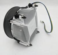 New HIGH POWER® Radiant AM4 4pin PWM RGB LED Cooling Fan for AMD Ryzen 5/7/9 CPU