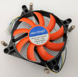 HIGH POWER® LGA-115x-mITX Low Profile Intel Processor Cooling Fan & Heat-sink   LGA 1156/1155/1150/1151/1200