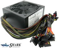 SHARK TECHNOLOGY® ATX-1200N (RETAIL) 1200W High-Efficiency 80+ 4x PCI-E ATX/EPS 12V Power Supply