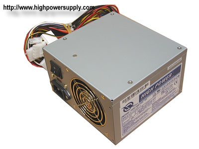 HIGH POWER® HPC-360-202 (PFC) AMD Intel 360W ATX 12V 2.0 20/24-pin SATA PCIe Power Supply