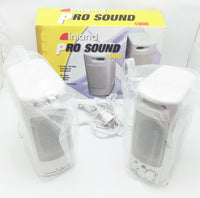 NEW RETAIL Inland Pro Sound Speaker for MP3 Walkman CD/DVD BluRay Player TV PC