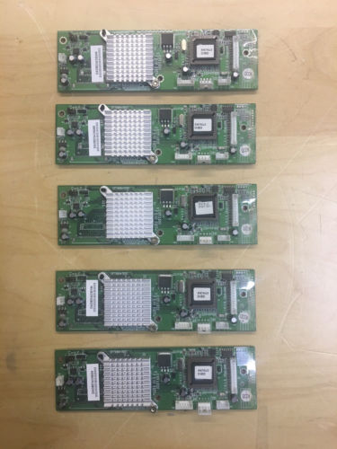 Lot 5: NEW Genuine Enlight IB-7686/ IB-7688 (SS) P/N 5800929 LCD PC Inverter PCB