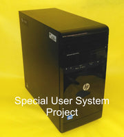 Special User System Project