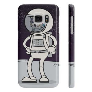Spaceman Slim Phone Cases