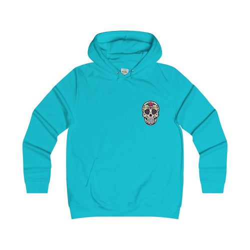 Rose Classic Body Ghost College Hoodie