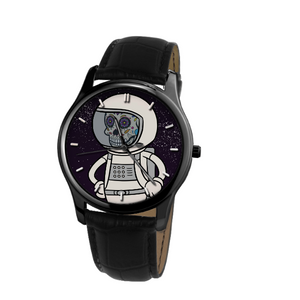 Spaceman's Time Piece Body Ghost Watch
