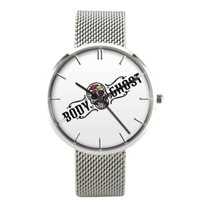 Stainless Steel Body Ghost Classic Watch