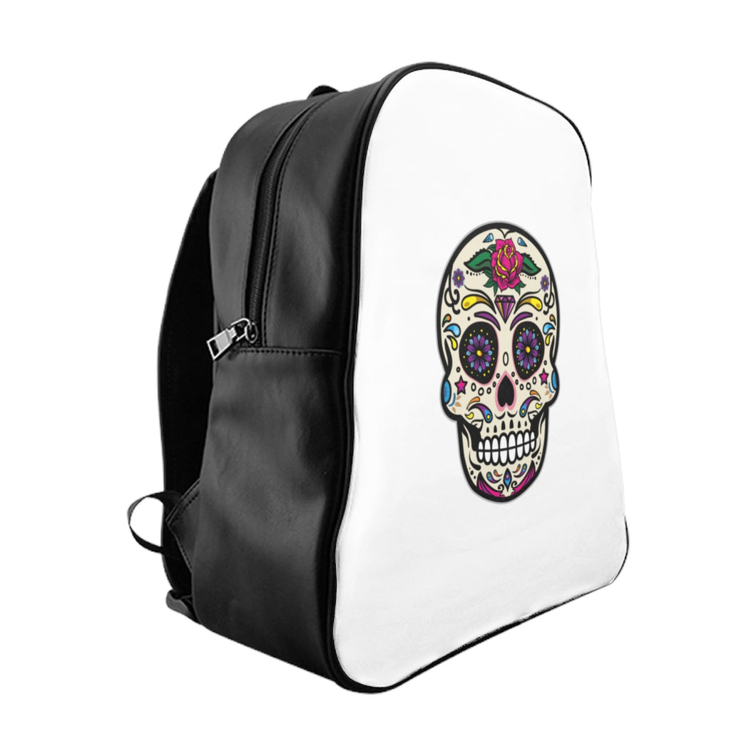 Classic Body Ghost Printed Backpack