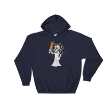Angel of Justice Body Ghost Hoodie