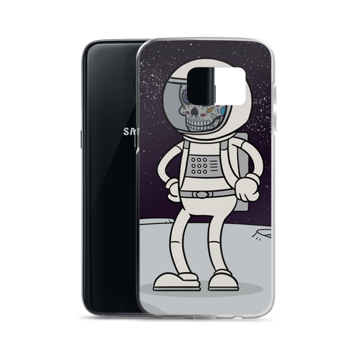 Spaceman Body Ghost - Samsung Case S7 to S8+