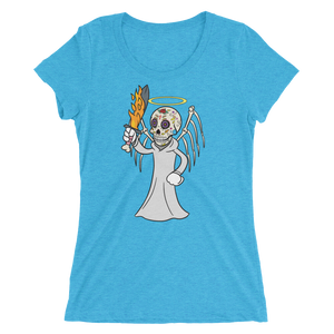Angel of justice Body Ghost Short sleeve t-shirt
