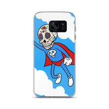 Super Hero Body Ghost Print Samsung Phone Case - S7 to S8