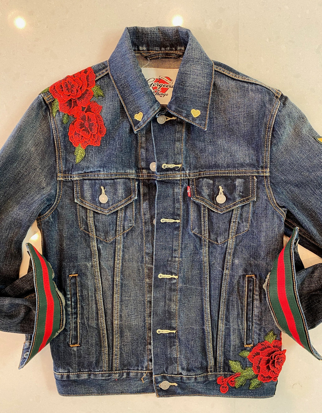 Falling in Love Vintage Denim