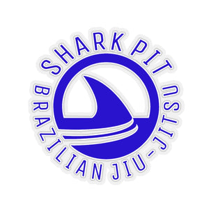 Shark Pit Jiu Jitsu Stickers