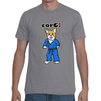 Men's CorGI Shirt - American Apparel