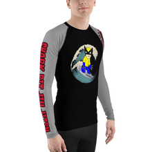 Suck That Overlap Rash Guard