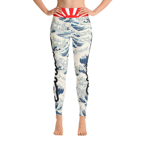 Pugilist Great Wave Spats