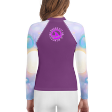 Youth Magical Girl Rash Guard
