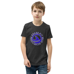 Youth Short Sleeve Shark Pit Logo T-Shirt