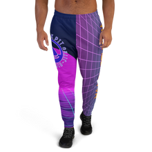 Men's Shark Pit Synthwave Joggers