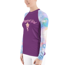 Women's Magical Girl Rash Guard