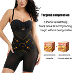 Lover-Beauty Women Slimming Underwear Bodysuit Body Shaper Waist Trainer Shapewear Postpartum Recovery Butt Lifter Panties