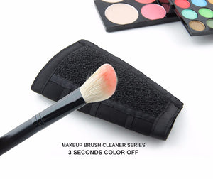 Experience The Professional Makeup Brush Cleaner Cosmetic Color Brush Cleaning Sponge like a Makeup Artist!!