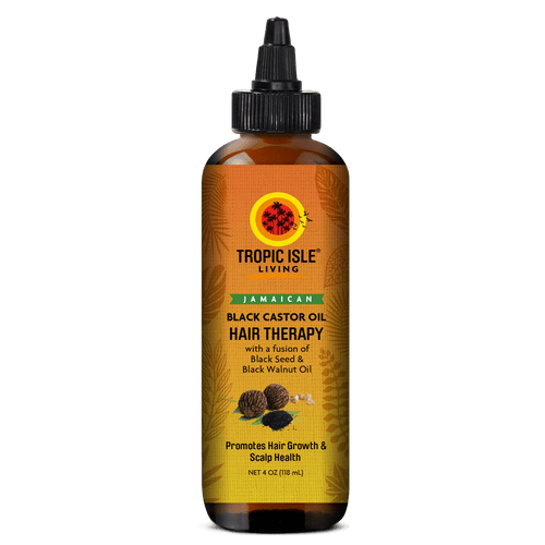 Jamaican Black Castor Oil Hair Therapy ( 4 oz.)