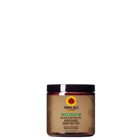 Coconut Jamaican Black Castor Oil (4 oz.)