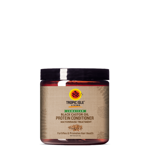 Jamaican Black Castor Oil Leave-In Conditioner & Detangler (8 oz.)