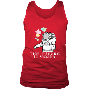 Future Is Vegan Tanks