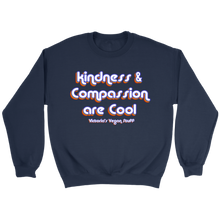 Kindness & Compassion Crewneck